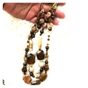 Jewelry - Real Stone necklace